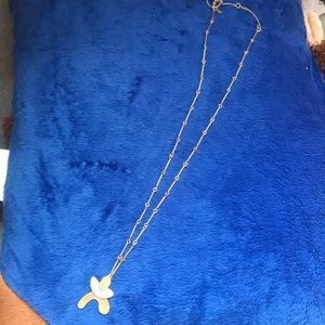 NWT Madewell Gold/Silvertone Necklace